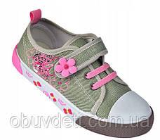 Кросівки для дівчаток american club 32 р-р - 21,0 см