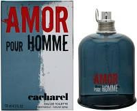 Мужская туалетная вода Cacharel Amor pour Homme (Кашарель Амор пур Хом) 125 мл