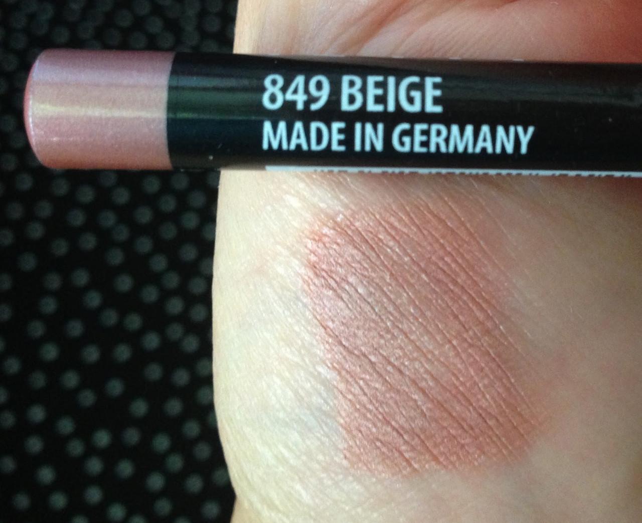 Карандаш для губ NYX цвет Beige