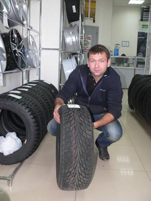 Когда необходимо менять летние шины на зимние?