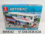 Конструктор для детей SLUBAN Автобус 741 деталь арт.0335, фото 2