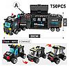 Лего, Конструктор полицейский участок 785шт! LEGO, фото 5