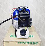 Бензокоса Nordex ND 4500 в комплекті з культиватором, фото 4