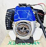 Бензокоса Nordex ND 4500 в комплекті з культиватором, фото 6