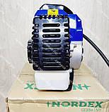 Бензокоса Nordex ND 4500 в комплекті з культиватором, фото 7