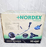 Бензокоса Nordex ND 4500 в комплекті з культиватором, фото 8
