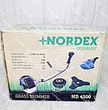 Коса бензиновая Nordex ND 4500 в комплекте с культиватором, фото 9