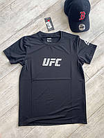 Спортивная футболка Reebok UFC Black