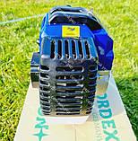 Коса бензиновая Nordex ND 4500 в комплекте с культиватором, фото 4