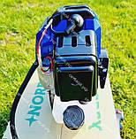 Коса бензиновая Nordex ND 4500 в комплекте с культиватором, фото 6