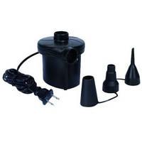 Компрессор насос электрический для матрасов 220V Electric Air Pump YF-205 Черный
