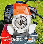 Мотокоса бензинова Уралмаш МКЛ 4300 в комплекті з культиватором, фото 5