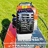Мотокоса бензинова Уралмаш МКЛ 4300 в комплекті з культиватором, фото 6