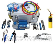 Набор инструментов для монтажа и обслуживания кондиционеров