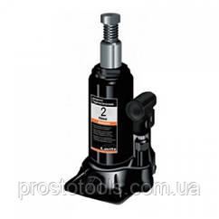 Домкрат автомобильный гидравлический бутылочный 2 т Lavita   LA JNS-02