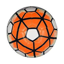 """Мяч футбольный (подойдет для детей и подростков) """"Красочный"""", размер №5"""