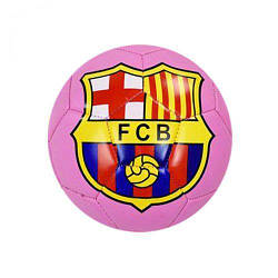 Мяч футбольный (подойдет для детей и подростков) Барселона
