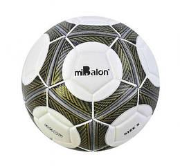 """Мяч футбольный (подойдет для детей и подростков) """"miBalon"""""""