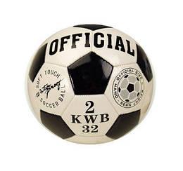 Мяч футбольный (подойдет для детей и подростков) B26110