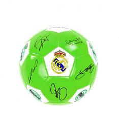 """Мяч футбольный (подойдет для детей и подростков) """"Реал"""", размер №5"""