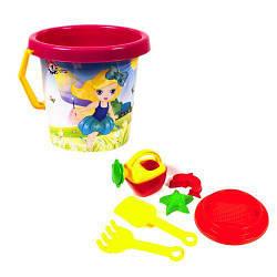 """Набор игрушек для игры в песке """"ТехноК 5"""""""
