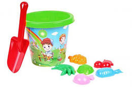 Набор игрушек для игры в песке для малышей