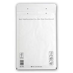 Конверт F16 (215х335), 100 шт білий