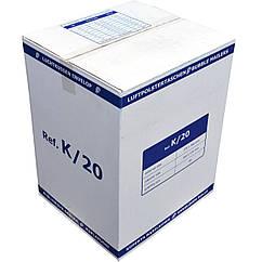 Конверт K20ES (345х460), цупкий, 50 шт