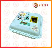Інкубатор автоматичний Теплуша Greeny 88 ТАВ 220/50,з роликовим переворотним механізмом на 59 яєць, фото 1