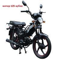 Мотоцикл Дельта с бесплатной доставкой SP125C-1CF, фото 1