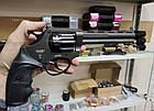 Револьвер под патрон Флобера Латэк Сафари РФ-461М (Пластик) Safari 461 Револьвер флобера Пистолет флобера, фото 3