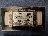 НОВИЙ SSD mSATA Kingston SUV500MS/120G 120Gb, 3D TLC 64-шарова пам'ять