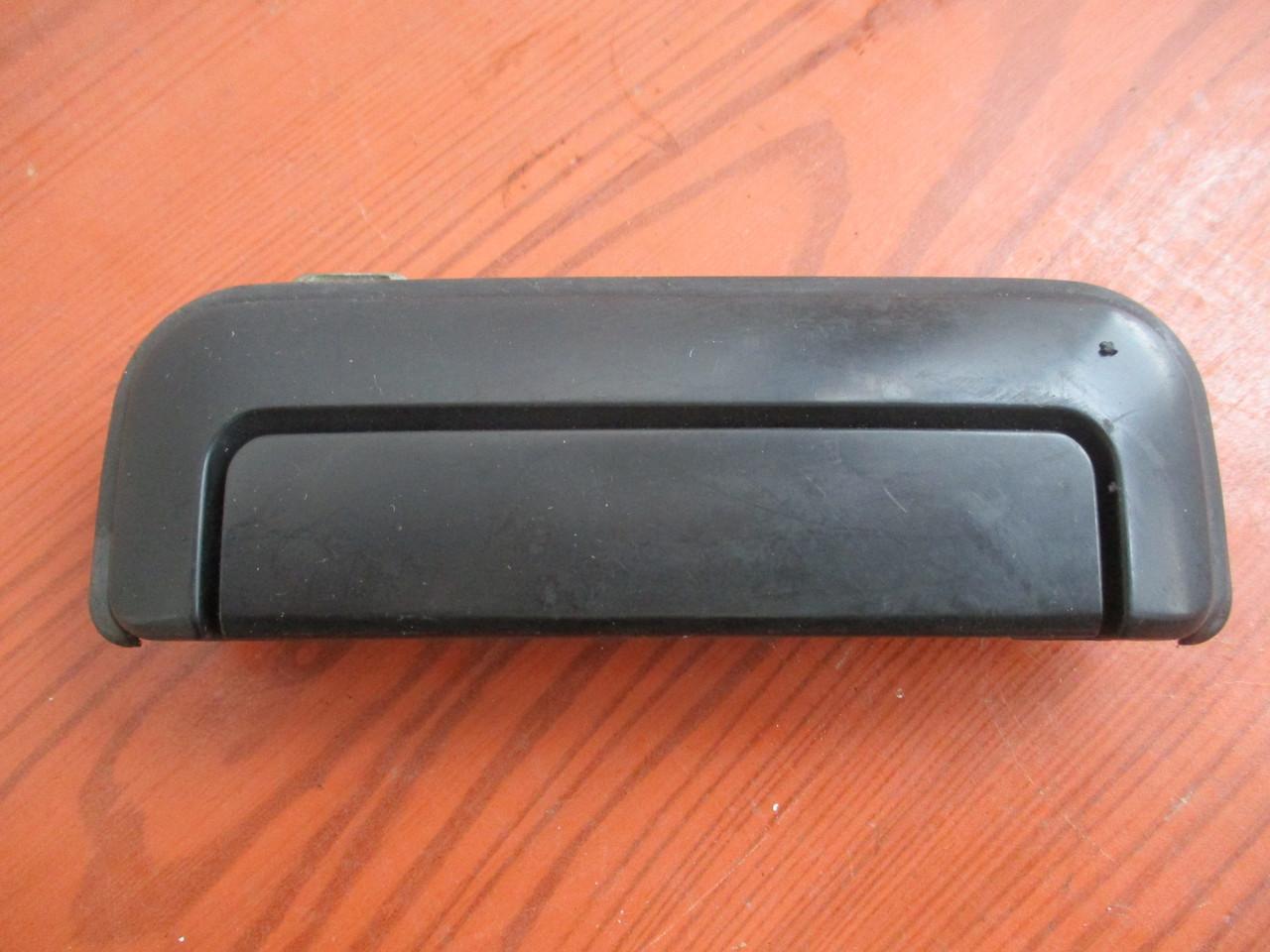Ручка дверей зовнішня передня=задня права MR313840, MR313834, MR313836 з рамкою MR313807 999125 Pajero Sport