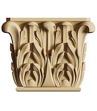 Декор для мебели - декоративный элемент Carving Decor KP 02