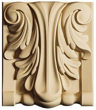 Декор для мебели - декоративный элемент Carving Decor KR 05