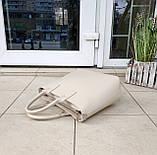 Стильная женская сумка италия натуральная кожа, фото 5