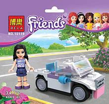Конструктор для девочки Подружки Френдс 10119 пакет