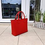 Стильная женская сумка италия натуральная кожа, фото 2