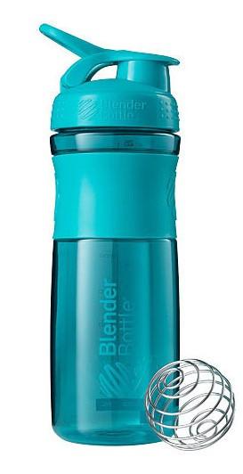 BlenderBottle SportMixer FlipTop 820 ml Teal (Original)