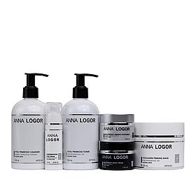 Омолаживающая серия Anna LOGOR Mezotherapy Collagen Kit