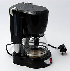 Кавоварка, крапельна MAESTRO MR-406 | кофемашина Маестро, Маестро (550 Вт, на 4-6 чашок, з підсвічуванням)