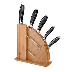Набір ножів з нержавіючої сталі на підставці Maestro MR-1425 (6 шт) | кухонний ніж | ножі Маестро, Маестро