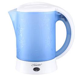 Электрочайник дорожный Maestro MR-010 (0.6 л, 600 Вт)   электрический чайник Маэстро   чайник Маестро