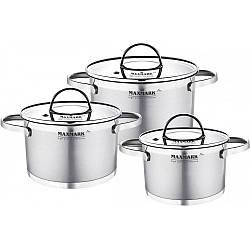Набор посуды Maxmark MK-FL3306H из 6 предметов