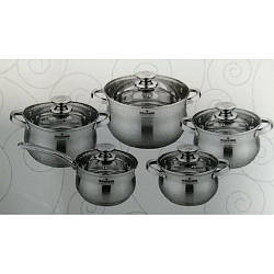 Набір посуду Maxmark MK-BL2510 - 10 предметів