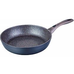 Сковорода з титановим покриттям Maxmark Quantanium MK-BC8524 24 см