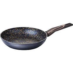 Сковорода звичайна Maxmark MK-SR2028 28 см мармурове покриття
