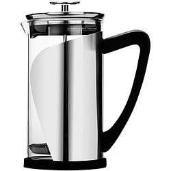 Френч-пресс для кофе и чая Maxmark MK-F65-600 объем 0,6 л