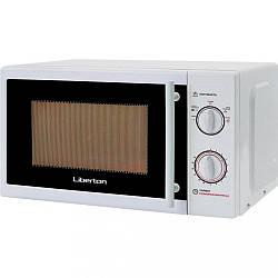 Мікрохвильова піч Liberton LMW-2076M потужність 700 Вт обсяг 20 л