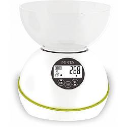 Ваги кухонні електронні Mirta SK-3000 максимальна вага 5 кг
